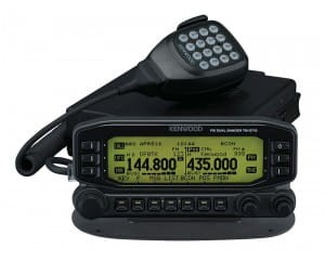 Kenwood TM-D710G APRS